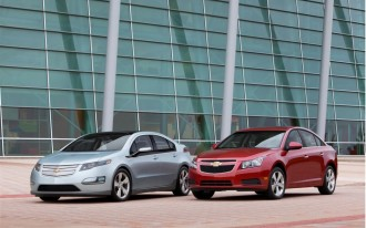 Spark, Aveo RS, Cruze Herald Diverse Chevy Small-Car Lineup