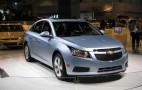 2010 Detroit Auto Show: 2011 Chevrolet Cruze Live Gallery