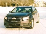 2011 Chevrolet Cruze:  Moving Up
