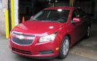 2011 Chevy Cruze Eco Gas Mileage: We Get 34 MPG--Which Is Fine