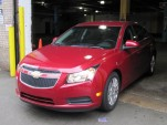 Chevrolet Cruze Gas Mileage