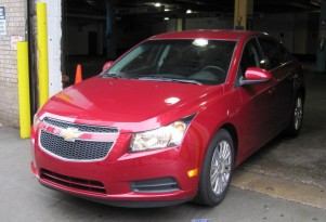Chevrolet Cruze Gas Mileage