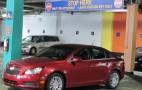 VIDEO: 2011 Chevrolet Cruze Eco, High Gas-Mileage Features