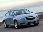 2012 Chevy Cruze 1.4-Liter Automatic Rated At 38 MPG Highway