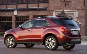 Latest Safety Stats: New SUVs Are Safer Than Sedans