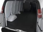 """2011 Chevrolet Express Cargo Van RWD 2500 135"""" Trunk"""