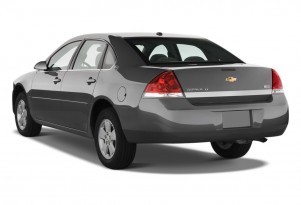 2012 Chevrolet Impala Goes 21st Century: New Power, Folding Back Seat