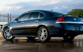 Chevrolet Impala: No Redesign Until 2014 Model Year