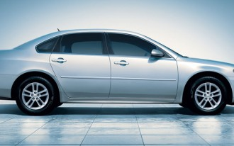 Report: Chevy's 2012 Impala Packs 302 Horsepower