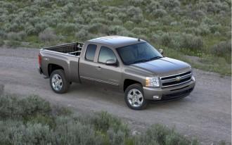 General Motors To Retool Pickup Plants Beginning In 2012