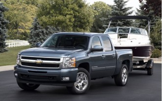 GM's Pickup Inventory Approaches Troubling Levels