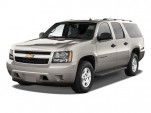 2011 Chevrolet Suburban 2WD 4-door 1500 LS Angular Front Exterior View