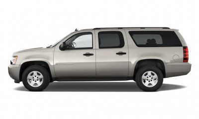 2011 Chevrolet Suburban Photos