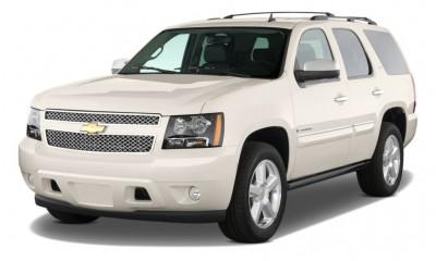 2011 Chevrolet Tahoe Photos