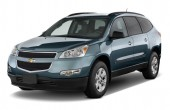 2011 Chevrolet Traverse Photos