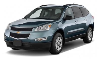 2011 Chevrolet Traverse Photos