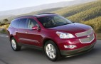 Big GM Crossovers Recalled for Seat Belt Anchor Cables