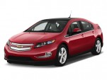 2011 Chevrolet Volt 5dr HB Angular Front Exterior View