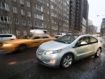 Chevrolet Brings The Volt's 'Freedom Drive' To The Info Superhighway