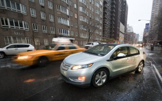 Chevrolet Wanders The (Google) Earth To Spark Interest In The Volt