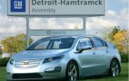 2012 Chevrolet Volt Production Begins, Capacity Is Tripled