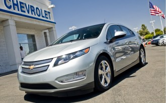 North American Car, Truck of the Year Winners: 2011 Ford Explorer, 2011 Chevy Volt