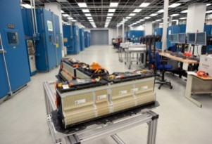 LG Finishes Electric Car Battery Factory, Leads Battery War