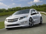 Klout's Featured Perk Is The Chevrolet Volt