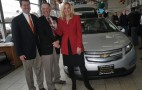 First 2011 Chevy Volt Buyer in U.S. Gets His Keys In New Jersey