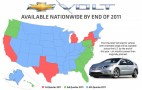 Chevrolet Shows Nissan How It's Done, Speeds Up Volt Rollout