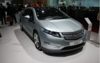 2012 Chevrolet Volt: Subtle Changes Surface, Keyless Entry Included