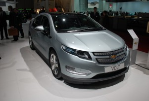 2011 Chevrolet Volt: Quick Drive Impressions