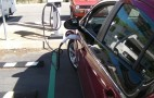 Charging An Electric Car In CA? Make Sure You're Not Towed