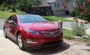 2011 Chevrolet Volt on test in Little Rock, Arkansas, July 2011