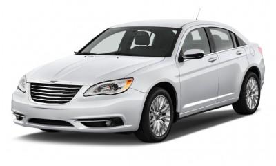 2012 Chrysler 200 Photos
