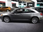 2011 Chrysler 200. Photo by Joe Nuxoll.