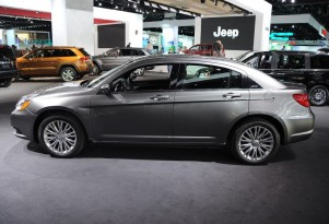 2011 Chrysler 200. Photo by Joe Nuxoll.