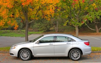 2011 Chrysler 200 Limited: First Drive