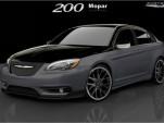 2011 Chrysler 200 S Mopar