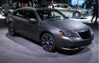 2011 Chrysler 200S Sedan And Convertible: NY Auto Show Live Photos
