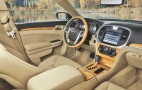 2011 Chrysler 300: First Full Interior Photo