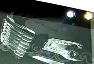 2011 Chrysler 300 teaser