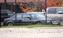 2011 Chrysler 300 test mule spy shots