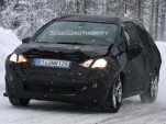 2011 Citroen DS3 spy shots