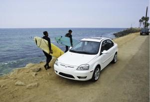 2012 Coda Sedan: LA Times Drives Elusive Compact Electric Car