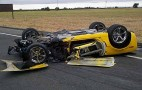 2011 Corvette Grand Sport Convertible Destroyed In Horrific Crash
