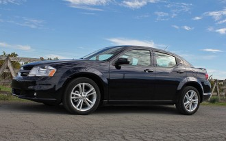 2011 Dodge Avenger: First Drive