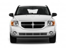 2011 Dodge Caliber 4-door HB Mainstreet Front Exterior View