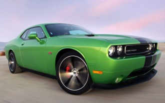 Dodge Challenger Inspires a New Generation