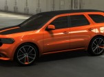 2011 Dodge Durango Tow Hook Concept